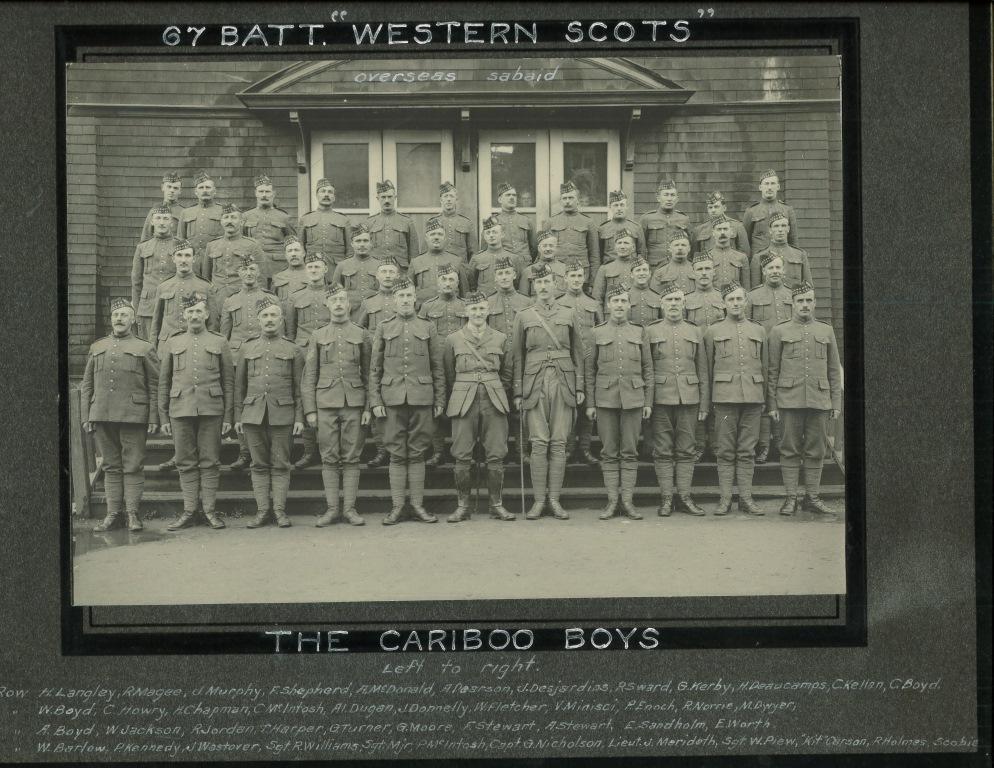 Cariboo Boys