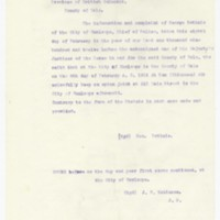 1912/24 Rex vs. Ah Tom – keeping a disorderly house